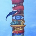 The Totem Pole of Health