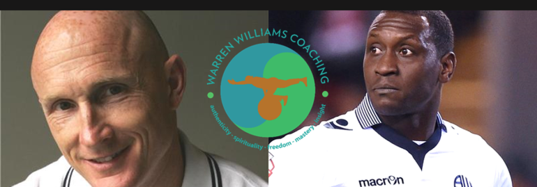 Paul Chek & Emile Heskey interviewed by Warren Willliams on Football – function & life – Part 1
