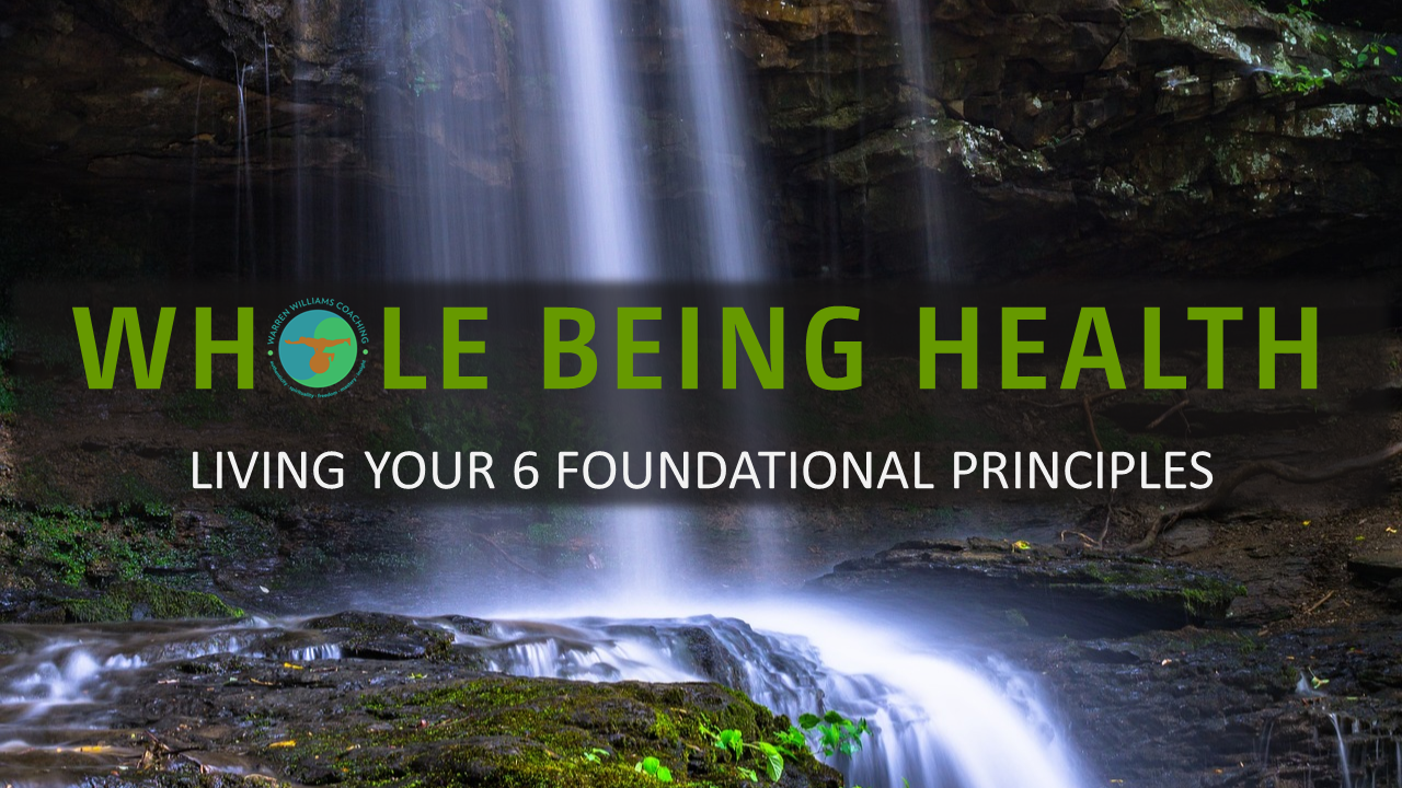 living-6-foundational-principles page